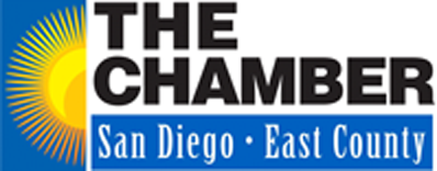 San Diego East County Regional Chamber of Commerce Retina Logo